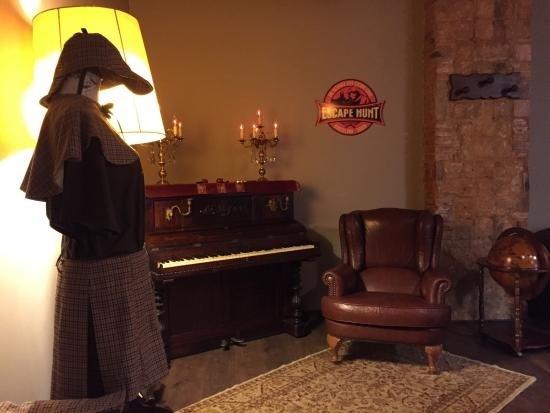 Escape Room Barcelona La Vampira